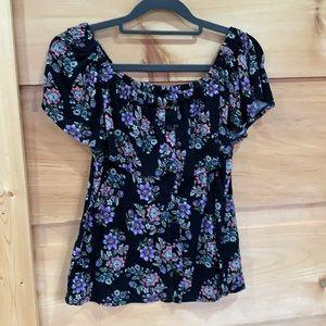 EUC VENUS small peasant blouse